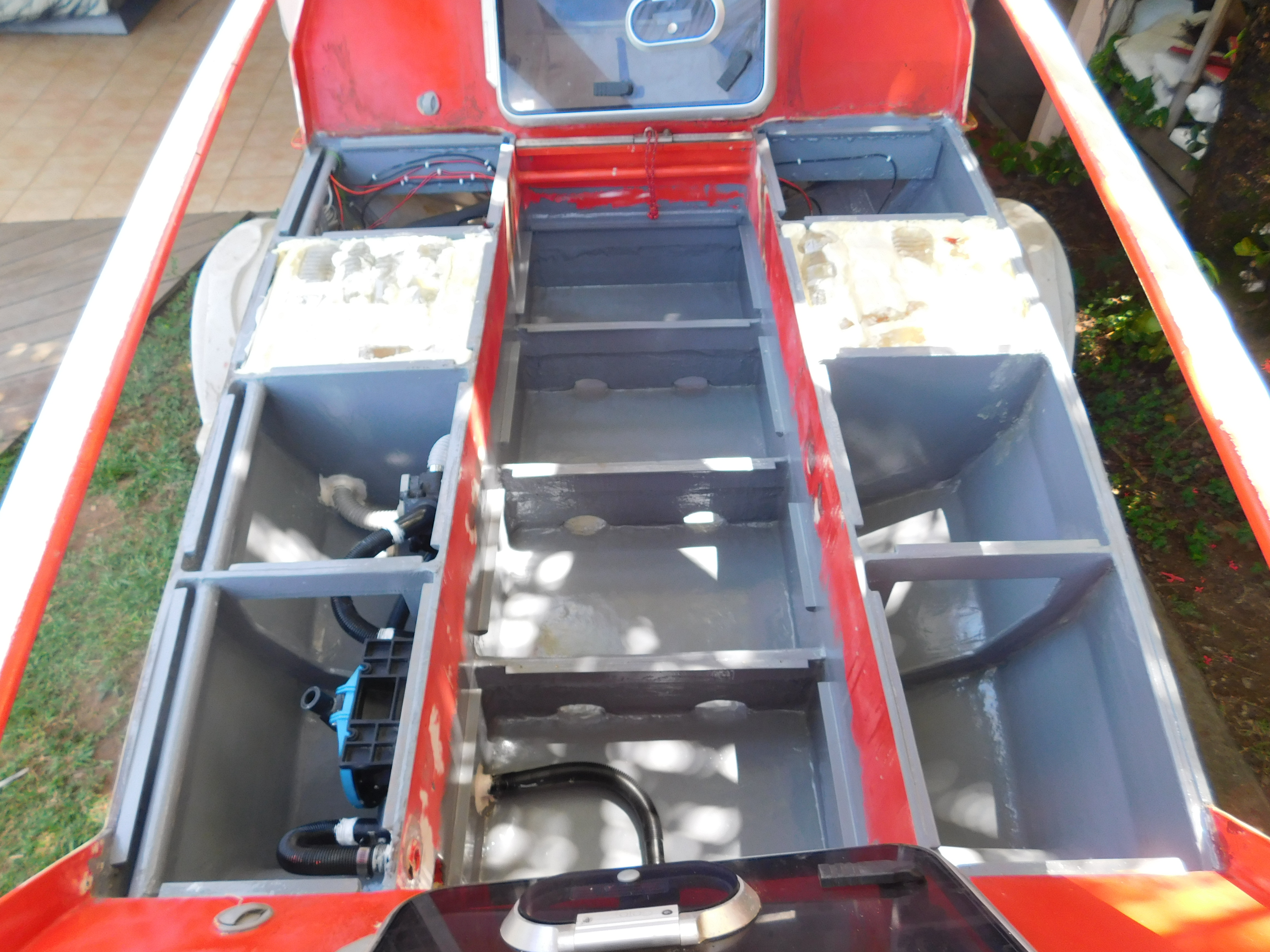 cockpit p8
