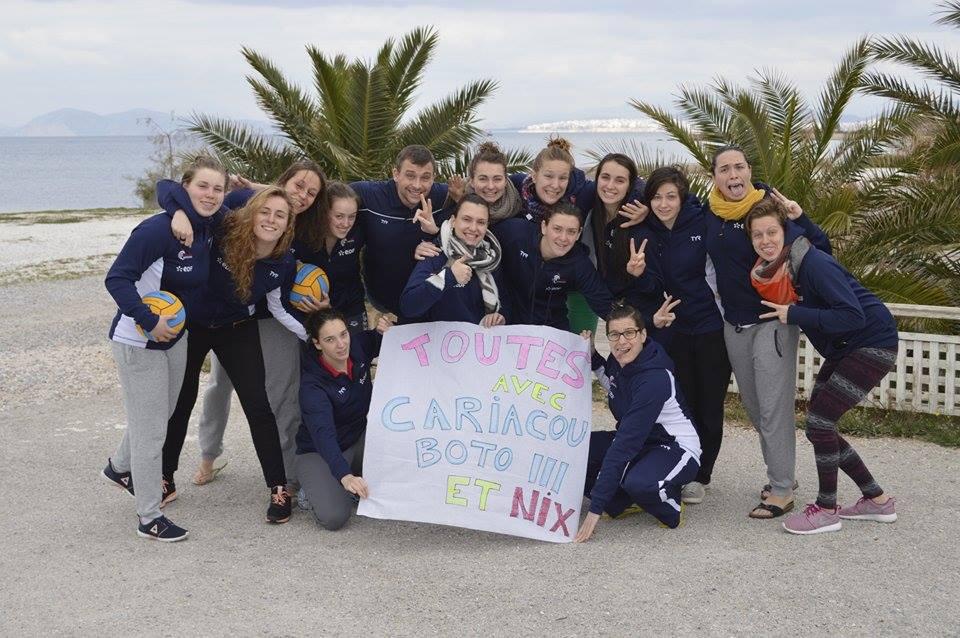 Equipe de France Water Polo 01